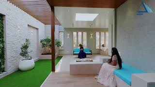 5000 SQ.FT. BUNGALOW RENOVATION AT PUNE
