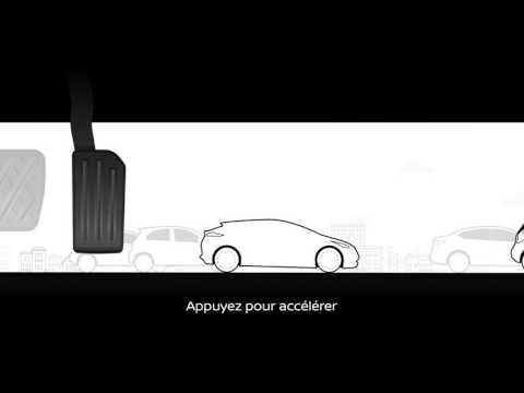 Nouvelle Nissan Leaf : le système e-Pedal