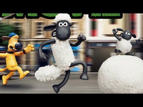 Смотреть онлайн мультфильм 2015 барашек шон