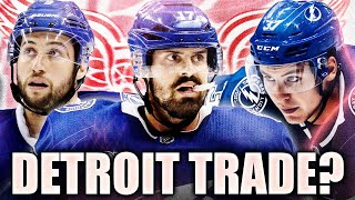 Red Wings Trade For Tyler Johnson, Alex Killorn, Yanni Gourde? Tampa Bay / Detroit NHL Trade Rumours YouTube Videos