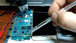 Samsung Зарядтау тоқтатылды Батарея тым суық