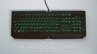 Razer Blackwidow Ultimate (2018) Review