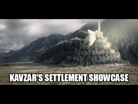 Kavzar's Settlement Showcase: Episode 25 - Spectacle Island, Part 1