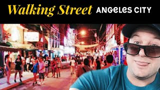 Walking Street Angeles Pampanga
