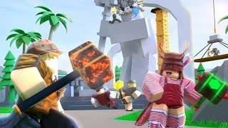 ¡¡¡Af. Videom!! Roblox Torkée Hammer Simulator