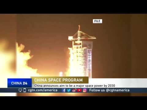 Leroy Chiao discusses the FAST radio giant telescope and CHINA space program