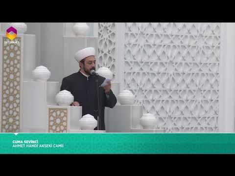 Cuma Hutbesi 27 Nisan 2018 - Af, Arınma ve Kurtuluş