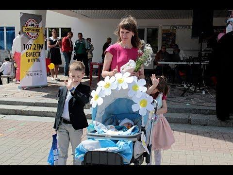 Праздник святых Петра и Февронии прошел в Смоленске