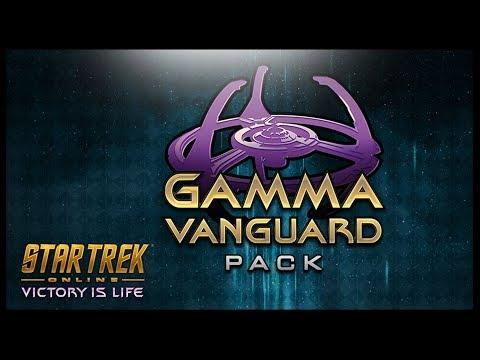 Gamma Vanguard Pack's – Star Trek Online