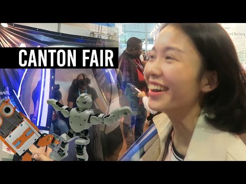 $6,000 DRONE! CANTON FAIR 2017... VLOG! Guangzhou China Travel & Sourcing for Amazon FBA