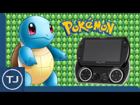 PSP/PSP GO GameBoy Advance Emulator (Play Pokemon) 2017!