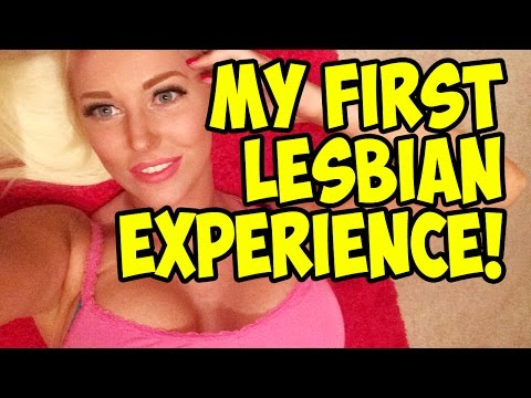 MY FIRST LESBIAN EXPERIENCE!