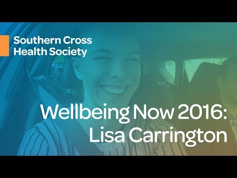 Wellbeing Now 2016 – Lisa Carrington and Ryan Picarella carpool interview