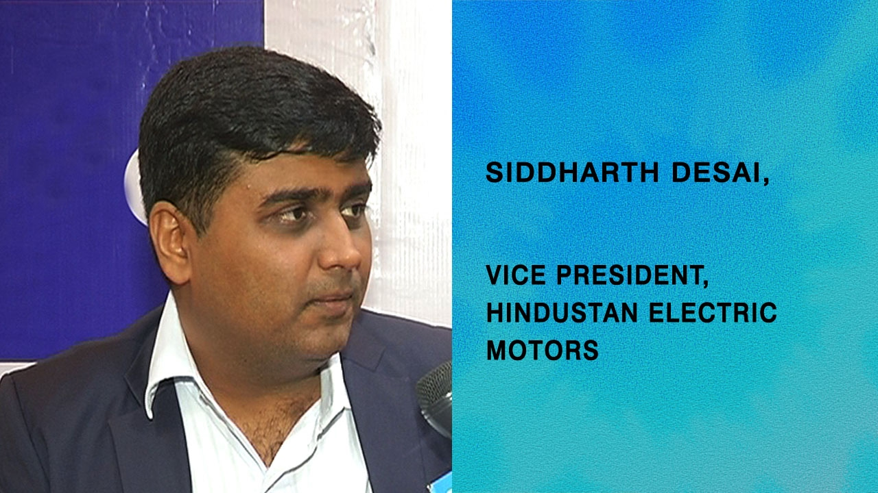 In Conversation With Siddharth Desai Vice President