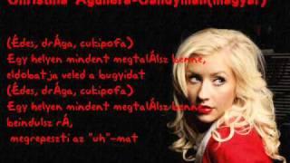 Christina Aguilera- Candyman(magyar)
