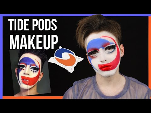 CLUBKID : TIDE PODS MAKEUP