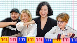 Кто умнее - Юлианна Караулова и Kyivstoner или школьники? Шоу Иды Галич 1-11