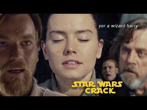 STAR WARS CRACK [+TLJ]