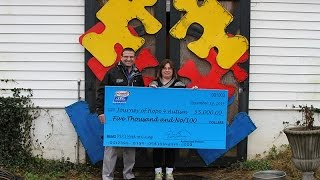 Week of Giving- Journey of Hope 4 Autism