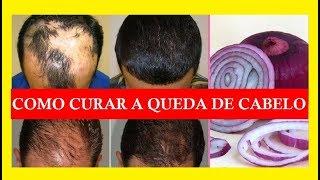 Como Curar a Queda de Cabelo Com Hair Loss Blocker