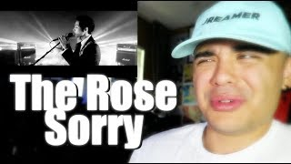 The Rose - Sorry MV Reaction