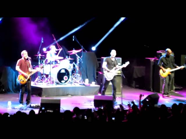 Vertical Horizon - Best I Ever Had (Grey Sky Morning) Live in Manila 2012 HD