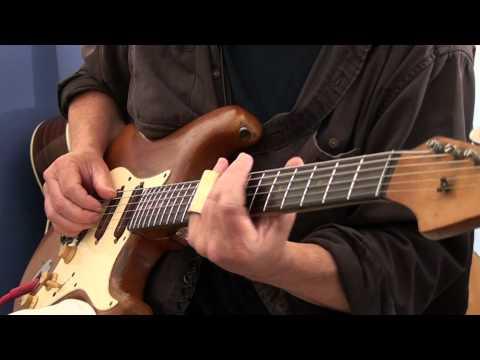 Kirk Lorange | People get Ready, slide guitar version