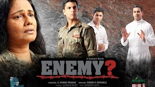 ENEMY? Official Konkani Movie Trailer.
