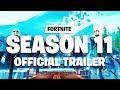 SEASON 11 TRAILER! 😱 Battle Pass, Map, Thema & Leaks | Fortnite Season 11