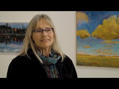 Meet Saskatchewan Artist Karen Holden