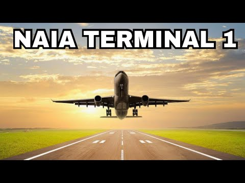 NAIA TERMINAL 1 (2018)DEPARTURE+BAGGAGE TIPS#171