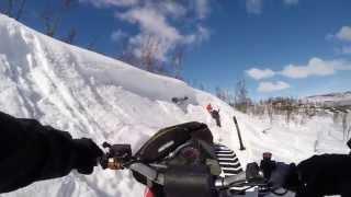 Snowmobile Fails, All In One Season