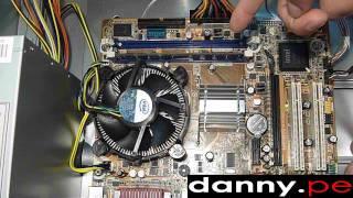 Mi PC Enciende pero no Arranca - La Pantalla se queda Negra thumbnail