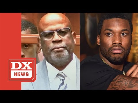"""Meek Mill Calls Christopher Darden A """"House N***a"""" Mp3"""