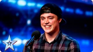 Craig and some familiar faces are having a ball | Week 3 Auditions | Britain's Got Talent 2016 thumbnail