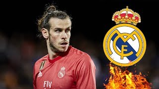 Droht Gareth Bale Real Madrid