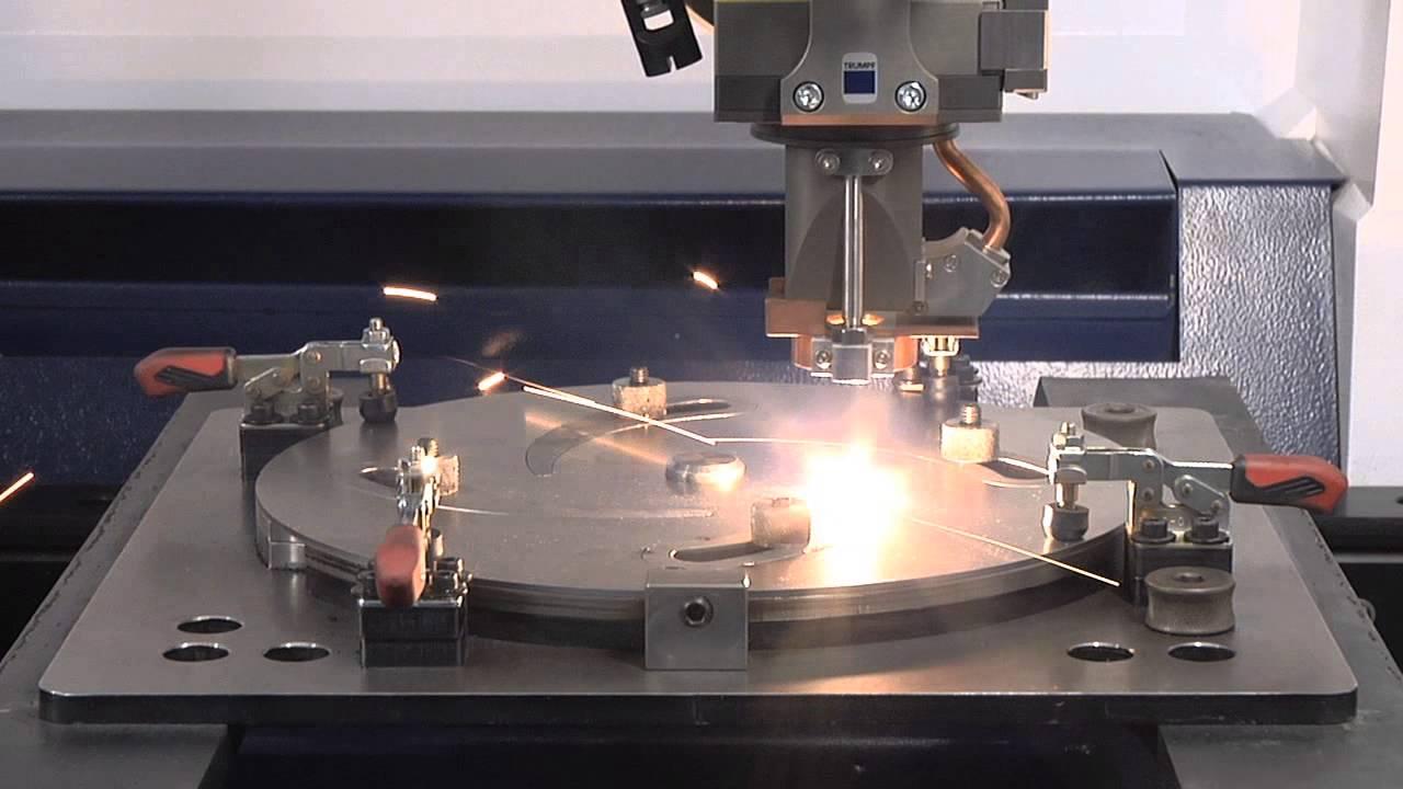 Trumpf Laser Systems Trulaser Cell 3000 Laser Welding