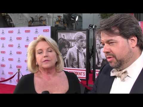 2016 TCM Classic Film Festival  Carpet Chat with Suzanne Lloyd & Thomas Golubic