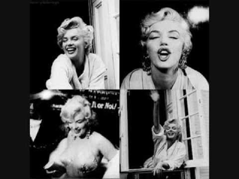 Marilyn Monroe  Diamonds Are A Girl's Best Friend from the movie Gentlemen Prefer Blondes