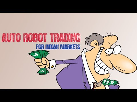 Auto Robot Trading in Indian Markets || Hindi || MCX & NSE || Mcx Sure Gain