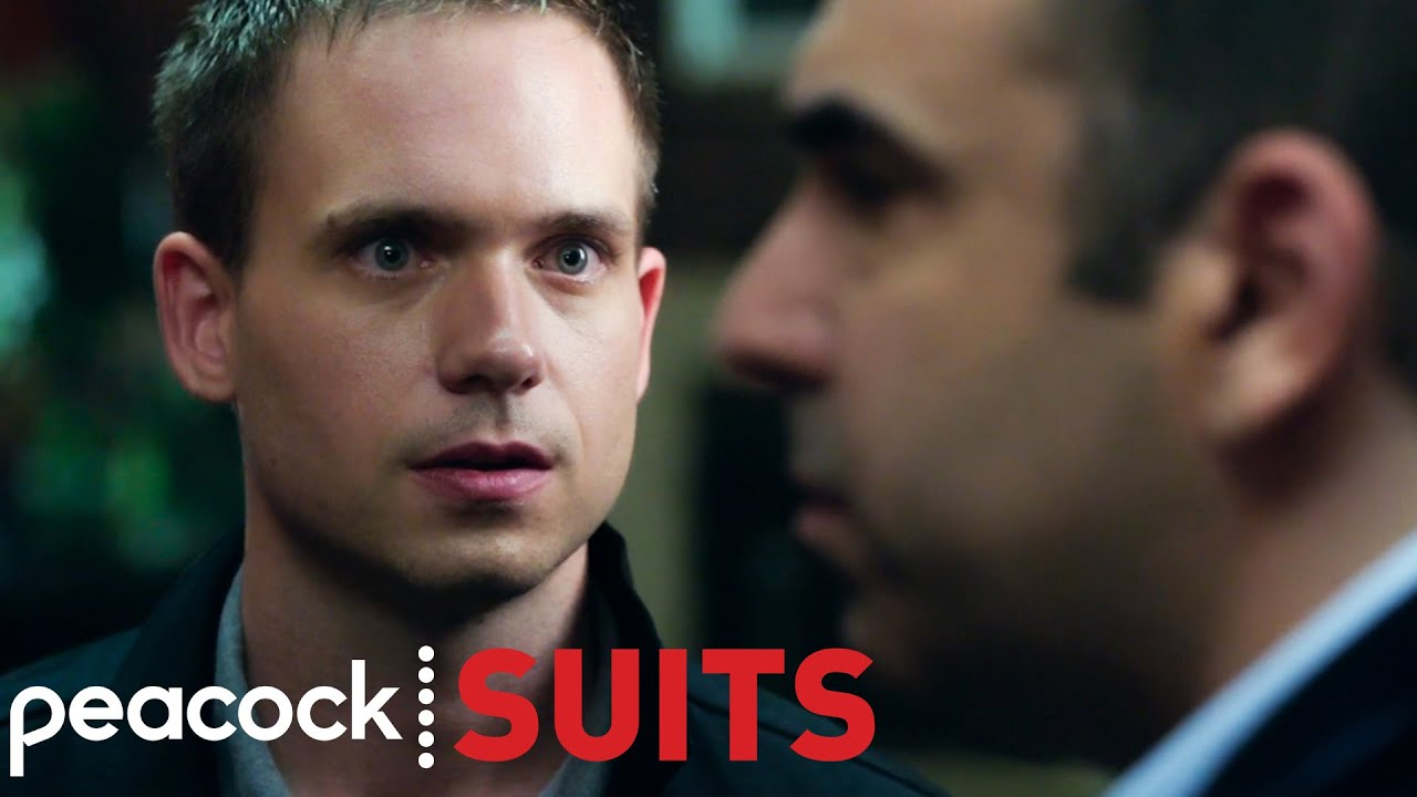 Mike Pleads With Louis for a Second Chance | Louis Knows | Suits