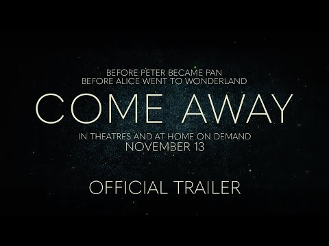 Come Away:Angelina Jolieprotagoniza un filme cargado de magia y fantasía
