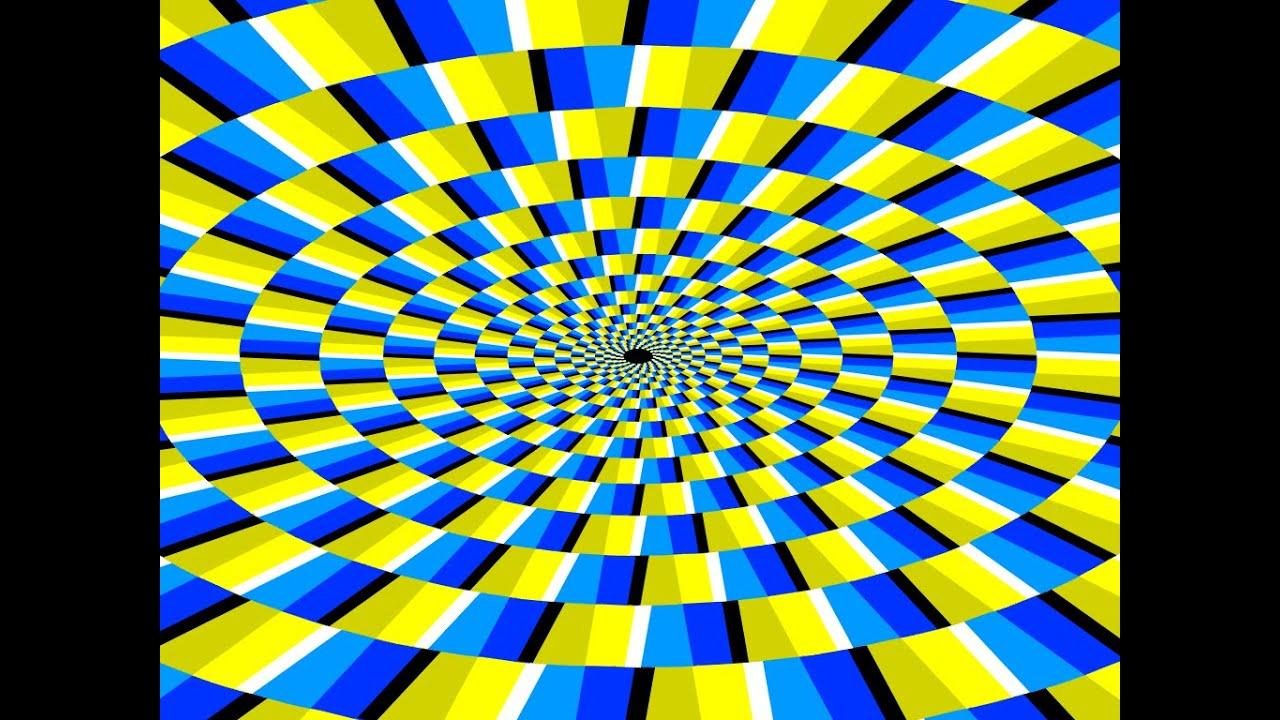 optical illusions move moving