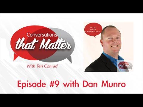 Confidence Coaching with Dan Munro all the way from New Zealand! CTM # 9