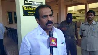 AP Agriculture Minister Kannababu on Boat accident at Devipatnam - 15th Sep 2019