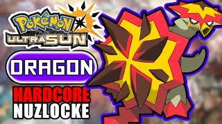 Pokémon Ultra Sun Harḋcore Nuzlocke - DRAGON Types Only! (No items, No overleveling)