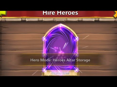 Cara Cepat Dapatkan Hero Legends 100% Work - Castle Clash