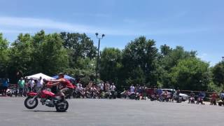 haiden s best trick run at dd17