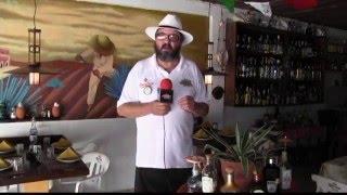 Fernando's 100 % de Agave Restaurante. Mahahual Gran Costa Maya.