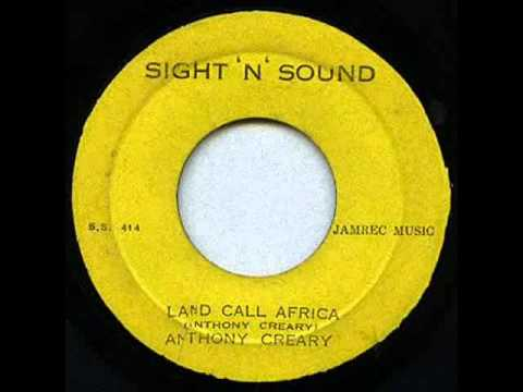 Anthony Creary - Land Call Africa